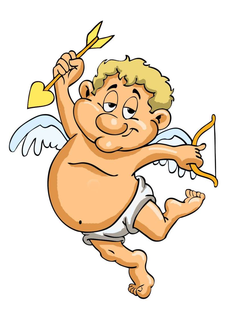 Cupid from